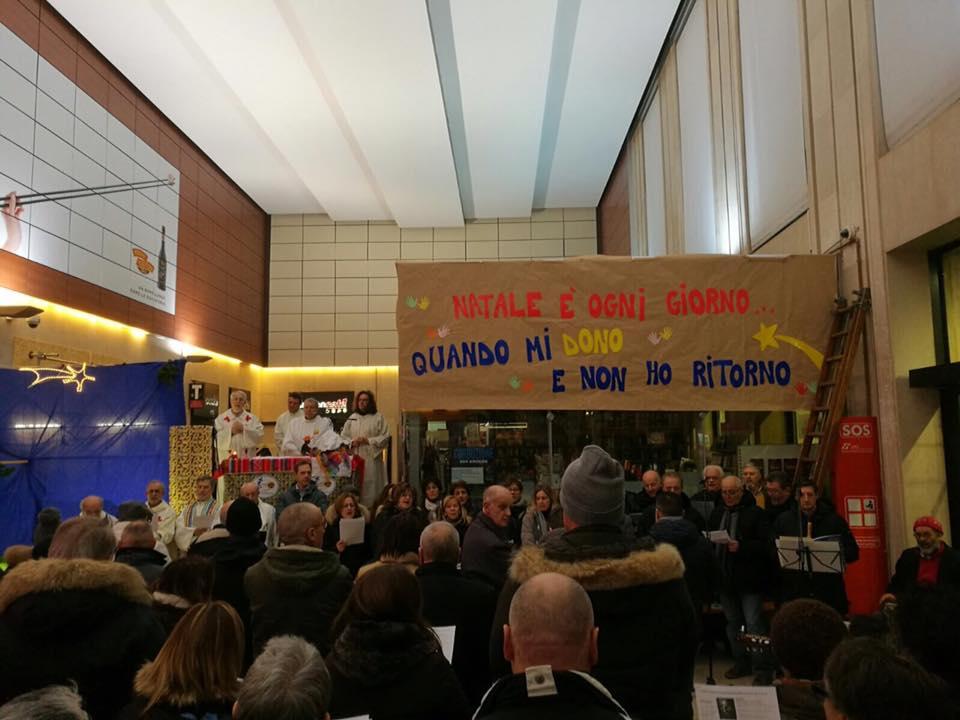 Poesie Di Natale Venete.Vigilia Di Natale In Stazione Ffss A Padova Il Sestante News