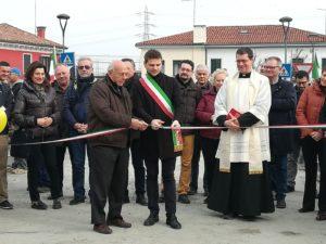 Malcontenta ponte, Marco Dori sindaco