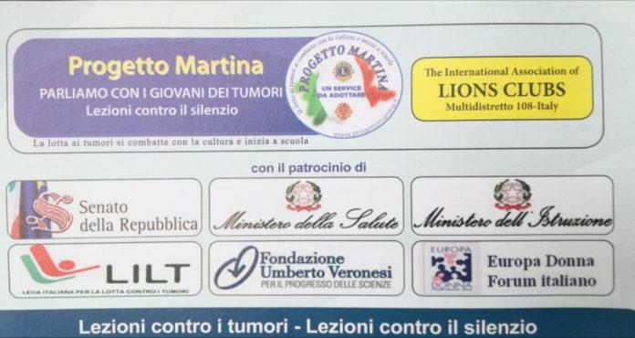 Progetto Martina Lions Club