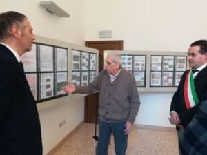 Massimo Calzavara, Federico Calzavara, Giuseppe Badin