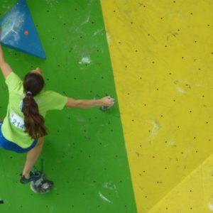 arrampicata sportiva