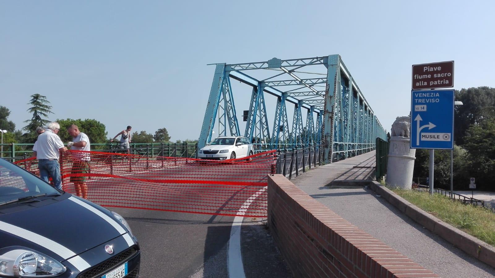Al via i lavori di manutenzione straordinaria del ponte for Lavori di manutenzione straordinaria