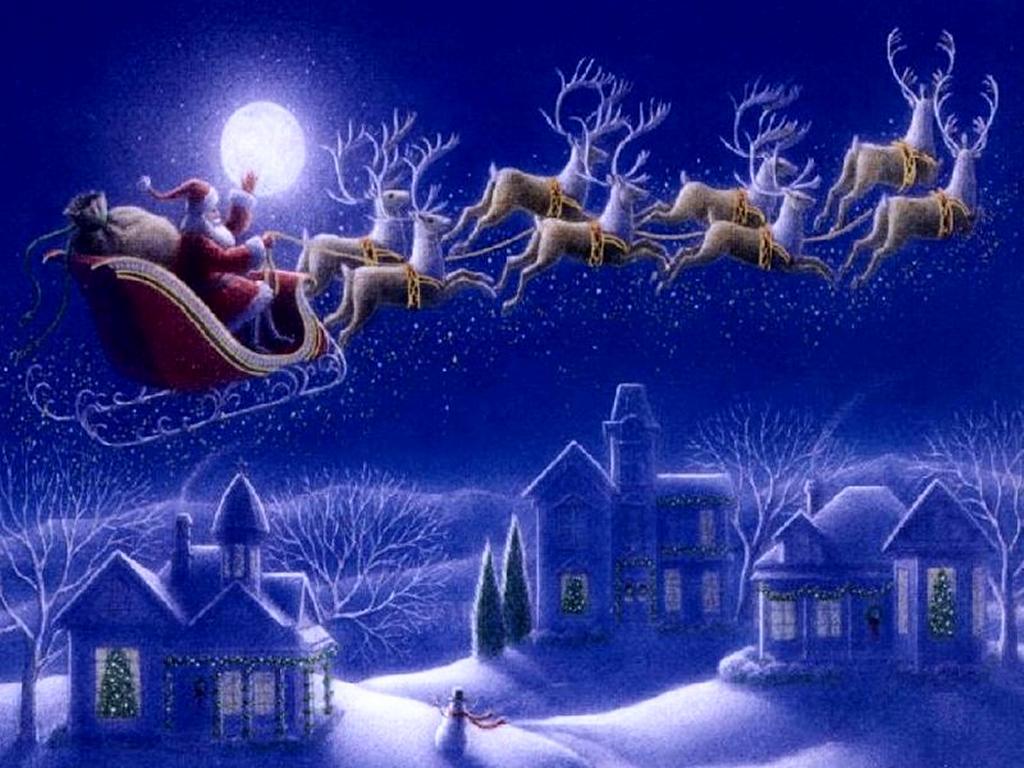 Immagini Natale 1024x768.Babbo Natale Era Uno Sciamano Il Sestante News Giornale Online