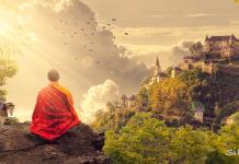 conferenza una mente pacifica meditazione Verona