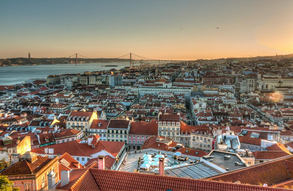 Lisbona Portogallo