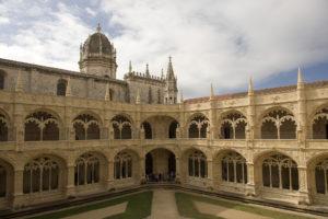 Monastero Lisbona Portogallo