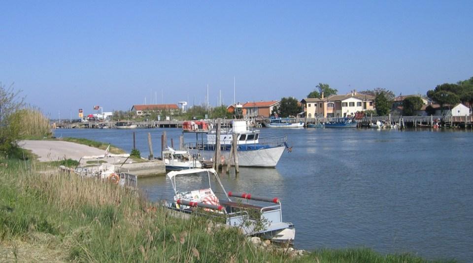 Porto Levante finalmente traghetto