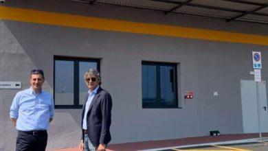 Nuovo Stabilimento Amazon Verona