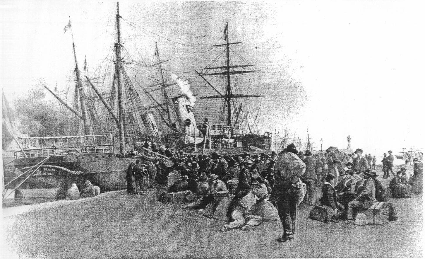 2_dipinto-ritraente-una-nave-di-immigrati-allimbarco