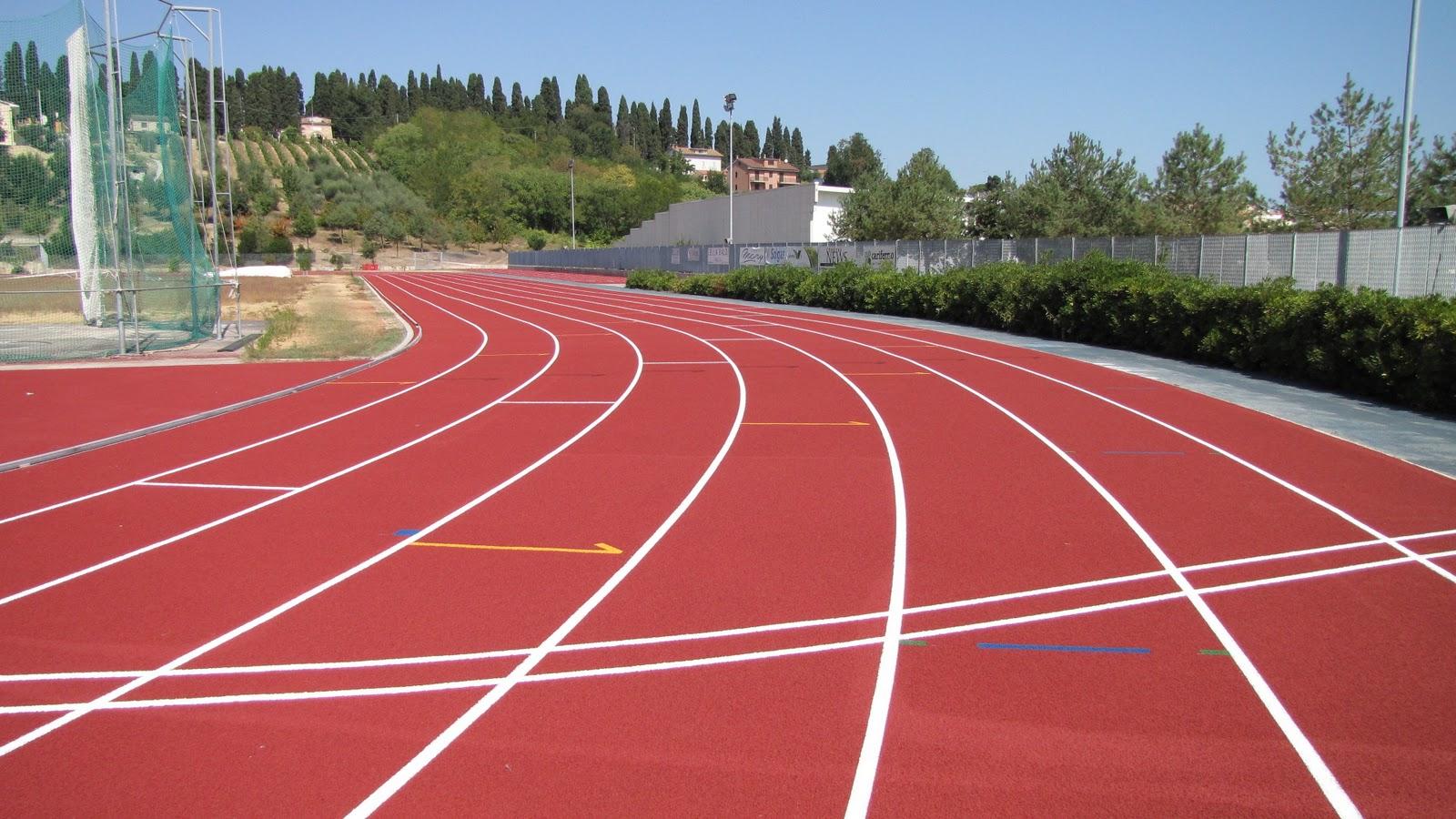 Dolo pista di atletica