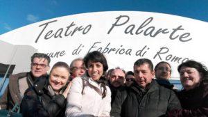 Amici del Teatro Pianiga, Concorso Città di Fabrica, Roma