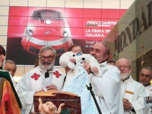 Messa in stazione FFSS Padova 2018