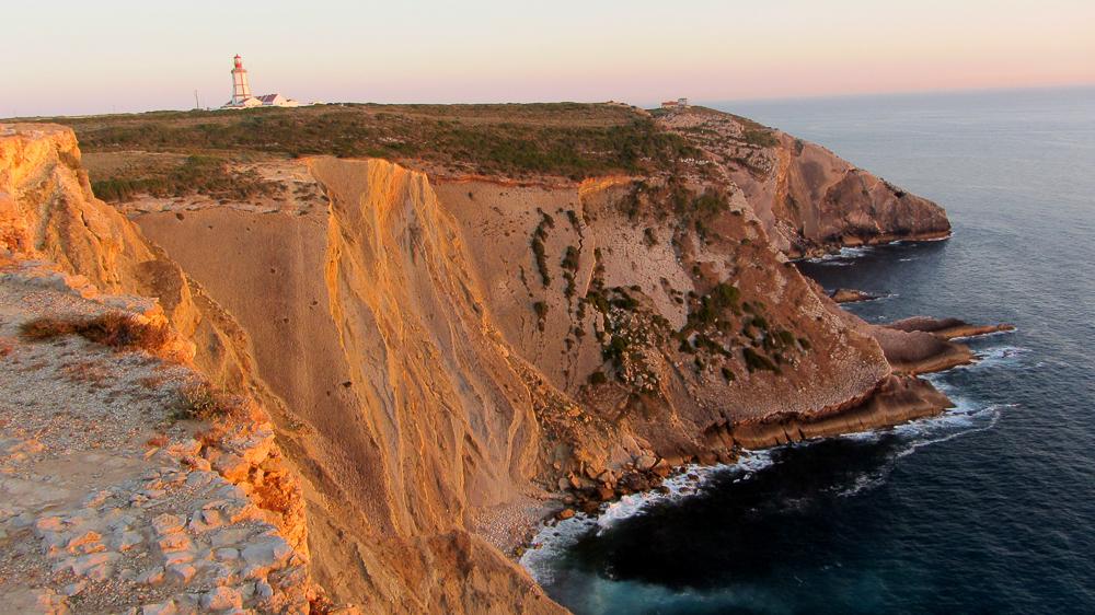 Portogallo Cabo Espichel Sesimbra Serra da Arrabida