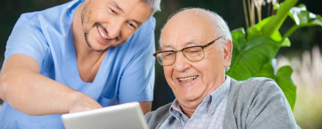 un centro medico specializzato nell'assistenza degli anziani è necessario per curare questo problema