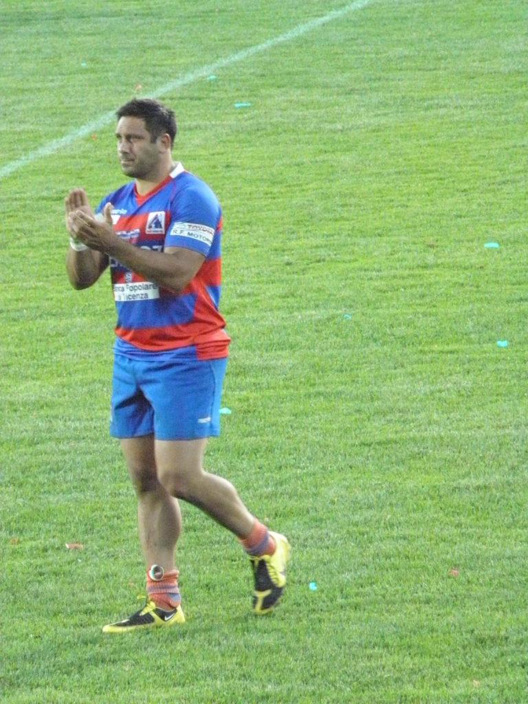 Rugby Rovigo top12 bersaglieri annientano Valsugana