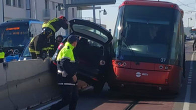 incidente piazzale roma