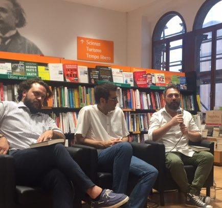Presentazione libro La Feltrinelli Verona