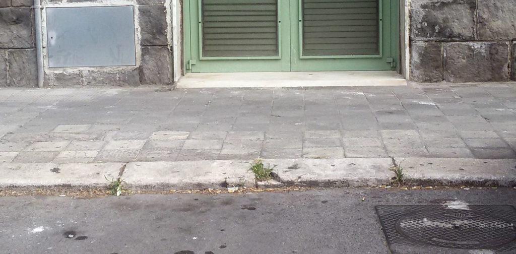 Sistema marciapiede riceve multa